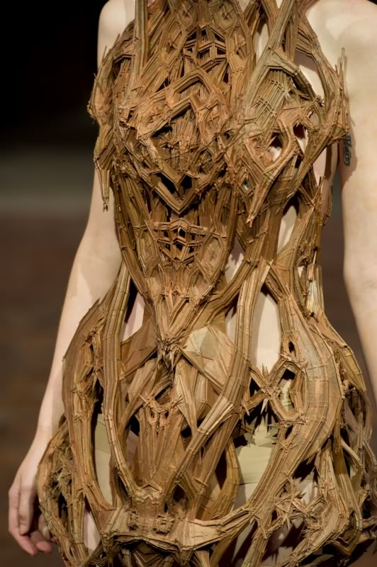 Immortal Coil Fashion Designer Iris Van Herpen Necromantic